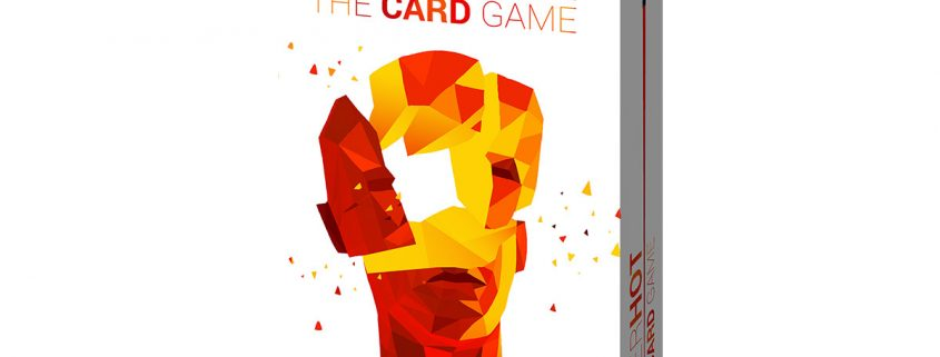 SUPERHOT Card Game